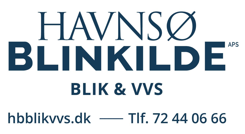 Havnsø Blinkilde VVS logo