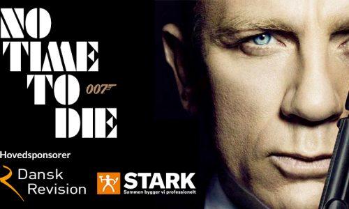 James Bond no time to die 770x440